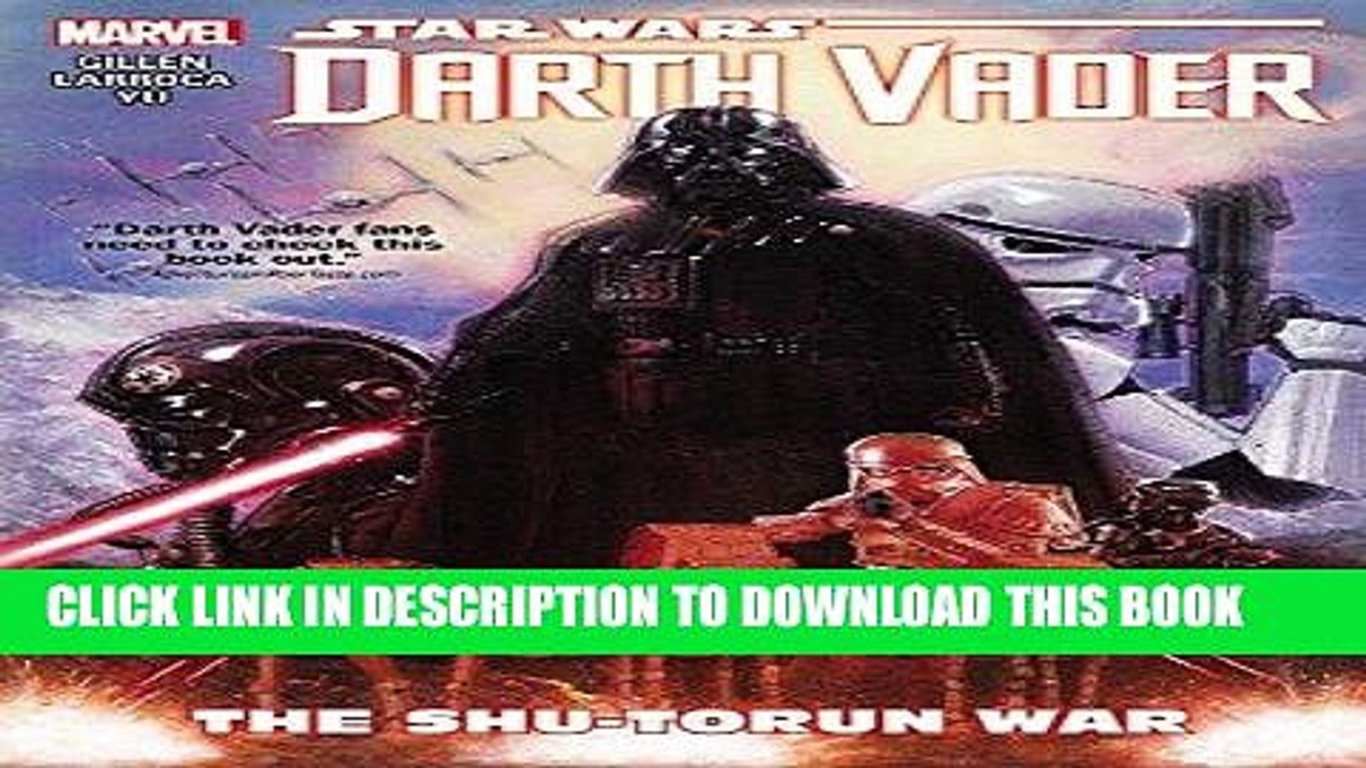 Best Seller Star Wars: Darth Vader Vol. 3: The Shu-Torun War (Star Wars (Marvel)) Free Read