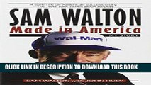 Best Seller Sam Walton: Made In America Free Read