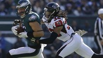 D. Led: Falcons Falter Late vs. Eagles