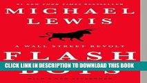 Best Seller Flash Boys: A Wall Street Revolt Free Read