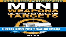 Ebook Mini Weapons of Mass Destruction Targets: 100+ Tear-Out Targets, Plus 5 New Mini Weapons