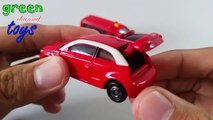Toys cars for kids, Toy cars videos for children, Toys review, Tomica Audi A1 #031632-Ps7n3dIEV04