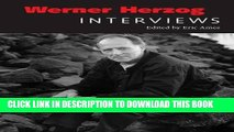 [PDF] Werner Herzog: Interviews (Conversations with Filmmakers Series) Full Online