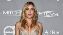 Kate Hudson Teases Possible Album as She Reunites with Matthew McConaughey