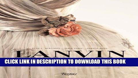 Best Seller Lanvin Free Read