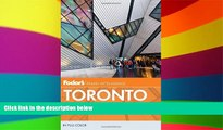 Ebook deals  Fodor s Toronto: with Niagara Falls   the Niagara Wine Region (Full-color Travel
