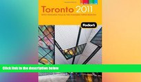Ebook deals  Fodor s Toronto 2011: with Niagara Falls   the Niagara Wine Region (Full-color Travel