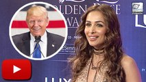 Malaika Arora Khan Reacts To Donald Trump's WIN
