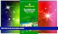 Ebook deals  Michelin THE GREEN GUIDE Antilles Guadeloupe/Martinique, 1e  Buy Now
