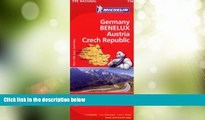 Must Have PDF  Michelin Germany Austria Benelux Czech Republic Map 719 (Maps/Country (Michelin))
