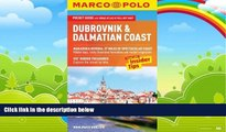 Big Deals  Dubrovnik   Dalmatian Coast Marco Polo Guide (Marco Polo Guides)  Best Seller Books