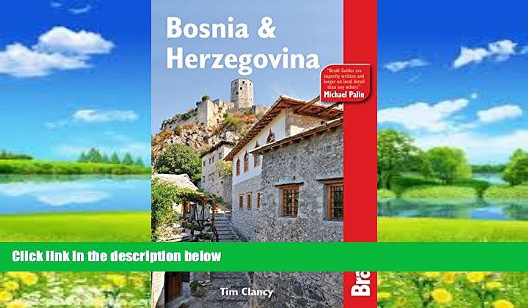 Big Deals  Bosnia and Herzegovina, 3rd (Bradt Travel Guide Bosnia   Herzegovina)  Full Ebooks Best