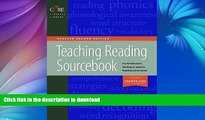 FAVORITE BOOK  Teaching Reading Sourcebook Updated Second Edition (Core Literacy Library) FULL