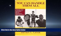 PDF You Can Handle Them All : A Discipline Model for Handling over One Hundred Different