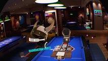 Trick Shots au billard en réalité virtuelle (Sports Bar VR Hangout)