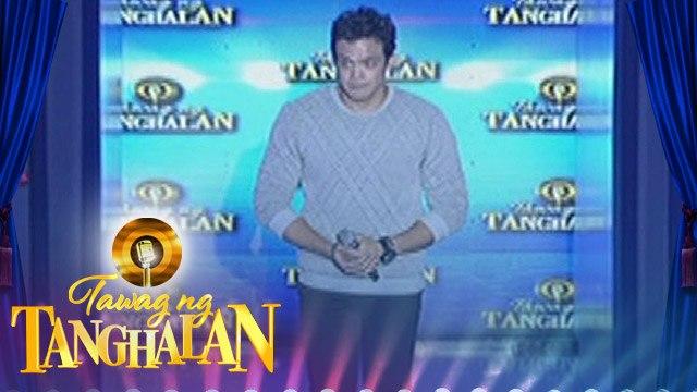 Tawag ng Tanghalan: Irra Cenina gets the golden microphone from Jun Abadiez