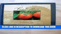 [PDF] FREE The Recipes of the Five Brothers - Volume III (The Recipes of the Five Brothers, 3)