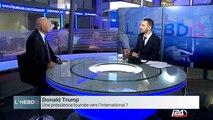 Donald Trump a multiplié les promesses envers Israël...mais il modère déjà ses positions. Quelle sera sa politique au Proche-Orient ?