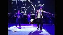 European Championship: Matt Hardy © (w/ Jeff Hardy and Lita) vs. X-Pac (w/ Albert and Justin Credible)