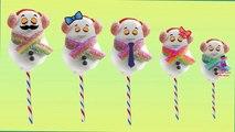 Cake Pops Finger Family Children Nursery Rhymes | Cake Pops Cartoon Finger Family Rhymes for Kids