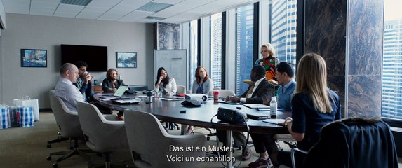 Office Christmas Party (Joyeux Bordel) - Trailer VOSTFR
