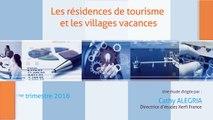 Alexandre Boulègue, Les résidences de tourisme et les villages vacances