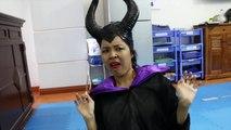 EVIL Maleficent Dating Hulk & Captain & Spiderman & Batman & Joker! Funny Superheroes in CRAZY LOVE!