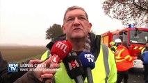 """Le maire de Bavincourt déplore une """"route accidentogène"""" après l'accident d'un bus scolaire"""