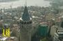 Galata Tower 360 View