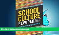 READ  School Culture Rewired: How to Define, Assess, and Transform It FULL ONLINE