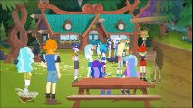 My Little Pony Equestria Girls 4 Legend Of Everfree (La Leyenda De Everfree) Castellano 360p Parte 1/2