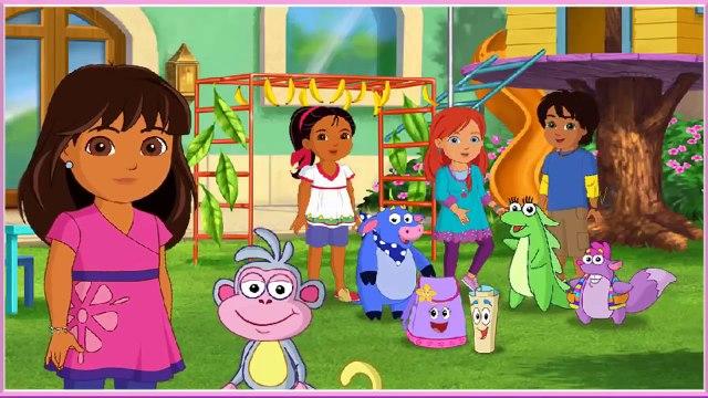 Dora The Explorer Full Episodes For Children 3D Dora The Explorer Adventure Games Dinosaurs Gorilla