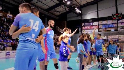 BHB/TREMBLAY - La réaction de Guillaume Crépain