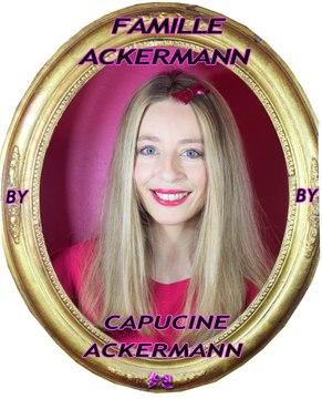 Ma marque de vêtements, BY CAPUCINE ACKERMANN !