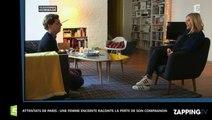Attentats de Paris : Une femme enceinte raconte comment elle a vécu la perte de son compagnon...