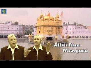 Allah Ram Whaeguru | Punjabi Munde | Dasaan Guruan Di Baani | Popular Punjabi Devotional Songs