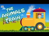 Learn Animal Names In English With Spellings   Fun Learning Video For Pre School Kids