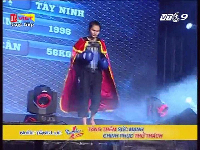 CHUNG KẾT VCT 5/11/2016 Trận 2  Nguyễn Thị Tuyết Mai (An Giang) VS Thạch Kim Duyên (Tây Ninh)