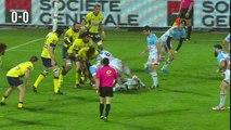 Bayonne-Clermont (22-14) : le résumé de la rencontre