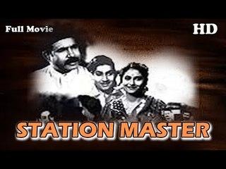 Station Master | Full Hindi Movie | Popular Hindi Movies | Prem Adib - Kaushalya - Suraiya