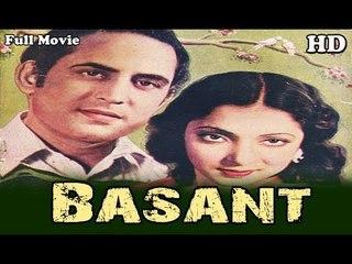 Basant | Full Hindi Movie (HD) | Popular Hindi Movies | Madhubala - Mumtaz