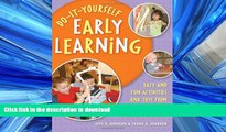 READ  Do-It-Yourself Early Learning: Easy and Fun Activities and Toys from Everyday Home Center