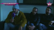 """Sniper : Tunisiano, Blacko et Aketo de retour sur scène, """"On s'est retrouvé humainement"""" (EXCLU VIDEO)"""