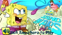 Baby Games to Play - SpongeBob SquarePants Sand Wars, Губка Боб Игра, Juego de Bob Esponja, スポンジボブゲー