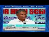 [News@1] Suportado ni duterte sa K-12 Program, kinilala ni Sec. Luistro [05|27|16]