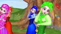 Frozen Elsa Rain Rain Go Away Songs For Babies   Frozen Songs Children Nursery Rhymes Collection
