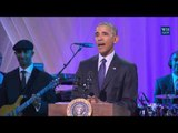 President Barack  Obama Jokes At Final White House Music Night   Full Speech