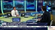 """Flux ETF: """"Jeudi a été la plus grosse journée de trading en Europe sur les ETF iShares depuis le début de l'année"""", Benoit Sorel - 14/11"""