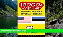 READ NOW  16000+ English - Estonian Estonian - English Vocabulary (ChitChat WorldWide)  Premium