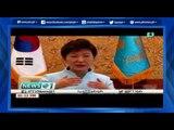 [News@1] S. Korea suportado ang hakbang ni duterte kontra kriminalidad [06|06|16]